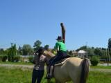 Tomášek Sekros-Mazlení s koníkem
